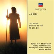 J.S. Bach - Six Cantatas
