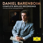 Complete Berlioz Recordings on Deutsche Grammophon - Limited Edition