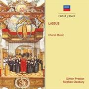 Lassus Choral Music