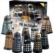 Doctor Who - Daleks Parliament 1:21 Scale Figure Set
