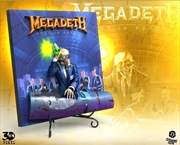 Megadeth - Rust in Peace 3D Vinyl Statue | Collectable