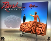 Rush - Hemispheres 3D Vinyl Statue | Collectable