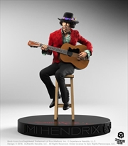 Jimi Hendrix - 2nd Edition Rock Iconz Statue | Merchandise
