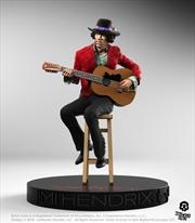Jimi Hendrix - 2nd Edition Rock Iconz Statue