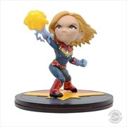 Captain Marvel - Captain Marvel Q-Fig Diorama