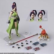 Dragon Quest XI - Jade Bring Arts Action Figure