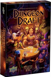 Dungeon Draft - Card Game