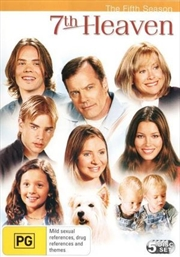7th Heaven - Season 5 | DVD
