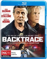 Backtrace | Blu-ray
