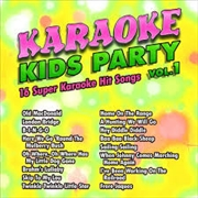 Kids Karaoke Party 1 | CD