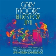 Blues For Jimi | CD