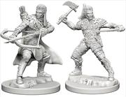 Dungeons & Dragons - Nolzur's Marvelous Unpainted Minis: Human Male Ranger