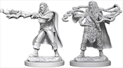 Dungeons & Dragons - Nolzur's Marvelous Unpainted Minis: Human Male Sorcerer | Games