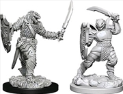 Dungeons & Dragons - Nolzur's Marvelous Unpainted Minis: Dragonborn Female Paladin | Games