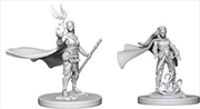 Dungeons & Dragons - Nolzur's Marvelous Unpainted Minis: Elf Female Druid | Games