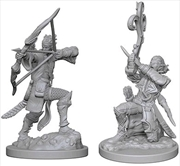 Dungeons & Dragons - Nolzur's Marvelous Unpainted Minis: Elf Male Bard