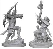 Dungeons & Dragons - Nolzur's Marvelous Unpainted Minis: Elf Male Bard | Games