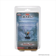 Dungeons & Dragons - Attack Wing Wave 6 Water Cult Warrior Expansion Pack | Games