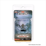 Dungeons & Dragons - Attack Wing Wave 7 Earth Cult Warrior Expansion Pack | Games