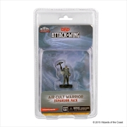 Dungeons & Dragons - Attack Wing Wave 8 Air Cult Warrior Expansion Pack | Games