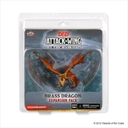 Dungeons & Dragons - Attack Wing Wave 8 Brass Dragon Expansion Pack | Games