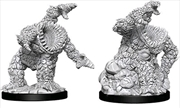 Dungeons & Dragons - Nolzur's Marvelous Unpainted Minis: Xorn | Games