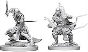 Dungeons & Dragons - Nolzur's Marvelous Unpainted Minis: Githzerai | Games