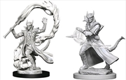 Dungeons & Dragons - Nolzur's Marvelous Unpainted Minis: Tiefling Male Sorcerer | Games
