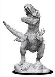 Dungeons & Dragons - Nolzur's Marvelous Unpainted Minis: T-Rex   Games