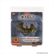 Dungeons & Dragons - Attack Wing Wave 5 Bronze Dragon | Games