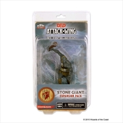 Dungeons & Dragons - Attack Wing Wave 4 Stone Giant Elder Expansion Pack | Games