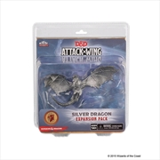 Dungeons & Dragons - Attack Wing Wave 3 Silver Dragon Expansion Pack | Games