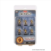 Dungeons & Dragons - Attack Wing Wave 1 Sun Elf Guard Troop Expansion Pack | Games