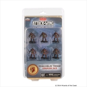 Dungeons & Dragons - Attack Wing Wave 1 Hobgoblin Troop Expansion Pack | Games