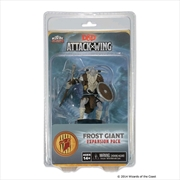 Dungeons & Dragons - Attack Wing Wave 1 Frost Giant Expansion Pack | Games