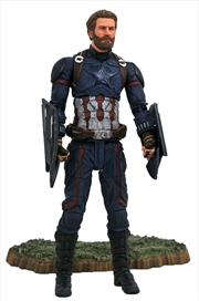 Avengers 3: Infinity War - Captain America Action Figure | Merchandise
