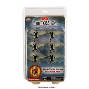 Dungeons & Dragons - Attack Wing Wave 2 Aarakocra Troop Expansion Pack | Games