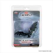 Dungeons & Dragons - Attack Wing Wave 9 Black Dragon Expansion Pack | Games