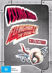 Flying High / Flying High 2 - The Sequel - Franchise Pack | DVD