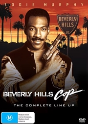 Beverly Hills Cop / Beverly Hills Cop 2 / Beverly Hills Cop 3 | Triple Pack - Franchise Pack