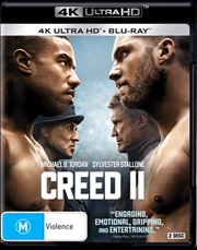 Creed 2 | Blu-ray + UHD
