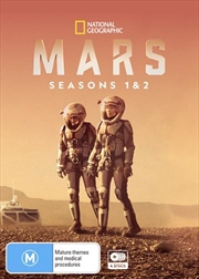 Mars - Season 1-2