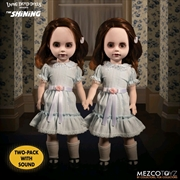 Living Dead Dolls Presents - The Shining: Talking Grady Twins