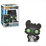 How to Train Your Dragon 3: The Hidden World - Night Lights Allison Pop! Vinyl
