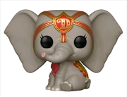 Dumbo (2019) - Dumbo Dreamland Red US Exclusive Pop! Vinyl [RS]