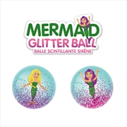Mermaid Glitter Ball