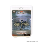 Dungeons & Dragons - Attack Wing Wave 7 Blue Dragon Expansion Pack | Games