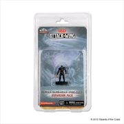 Dungeons & Dragons - Attack Wing Wave 9 Fire Cult Warrior Expansion Pack | Games
