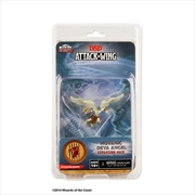 Dungeons & Dragons - Attack Wing Wave 2 Movanic Deva Angel Expansion Pack | Games