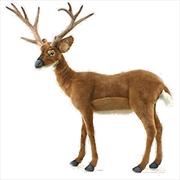 White Tail Deer 100cm H | Toy
